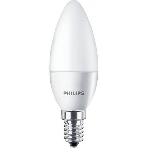 Philips CorePro LEDcandle 5,5-40W E14 4000K Dépolie