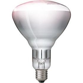 lampe IR250C BR125 E27 230-250V