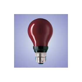 PF712B - 230V 15W Ba22d Rouge