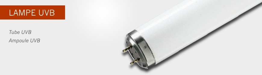 Lampe UVB